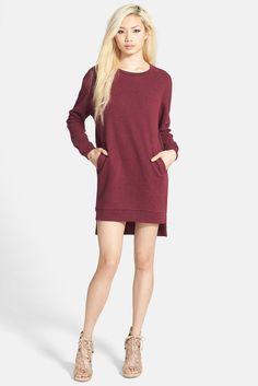 Sweatshirt Tunic Dress