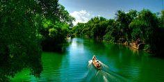 Vẻ đẹp sông Hương khi chụp từ trên cao