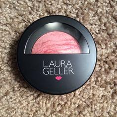Laura Geller Baked Blush in Tropic Hues (Full Size!)