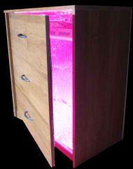 Stealth Grow Dresser 8 Plant Led Box 895