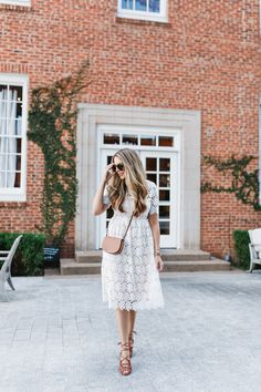 Bridal Shower Dress Outfit