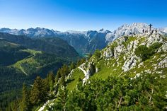 Berchtesgaden National Park, Germany.