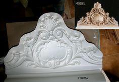 to będzie ładna korona, na razie wykonany model i forma wyciskowa