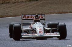 1990 Arrows A11B - Ford (Bernd Schneider)