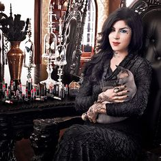 "Sephora  ""Like a tattoo, makeup should accentuate what you have."" –Kat Von D on her beauty philosophy> http://seph.me/1OYvBxX #MadeWithLove"