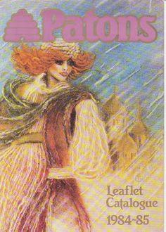 Leaflet Catalogue, 1984-1985