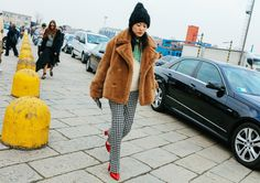 Phil Oh's Best Street Style Pics From Milan Fashion Week