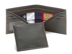 Edmonton Oilers Game Used Uniform Wallet