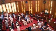 469 Nigerian Lawmakers Have Over 2570 Aides and Some of them Earn N950000 per Month   A new detailed report has revealed that 469 members of the 8th National Assembly have at least 2570 aides who earn fat salaries as high as N950000 per month. Out of the number 700 aides work for lawmakers in the senate while the remaining 1870 are engaged by house of representatives members. In addition to the regular aides the principal officers of both chambers have special assistants senior special…