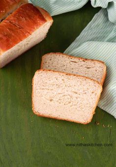 Hokkaido Milk Bread | Handmade Basic White Bread with step wise photos