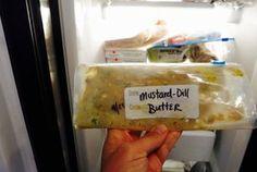 New Favorite Weeknight Chicken | Baked Chicken with Herbs and Dijon Mustard