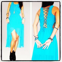 baby blues.. - http://www.maynovember.com/collections/all-apparel/products/hot-delicious-low-back-halter-romper