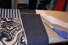 Ricochet and Away!: Fusible Interfacing and Parchment Paper