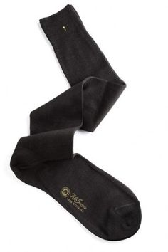 Merino wool socks with sequential numbering embroidered