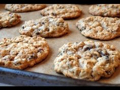 Banana Oatmeal Cookies | Weight Watchers Recipes with Points Plus
