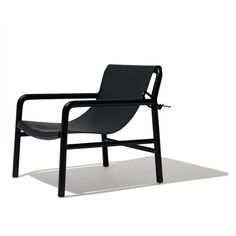 Rustic and warm, the Los Feliz Lounge Chair features a gently curved bentwood frame, bringing a sense of the outdoors for the more indoorsy among us. The chair's sling-style seat is made from buffalo leather, available in two color options, both of which contrast beautifully with the light wooden frame and will take on a natural patina with age and use.    Buffalo leather is full-aniline, is 100% natural leather and has a rub count of 10,000. This type of leather is dyed exclusively with soluble Bistro Chairs, Side Chairs, Lounge Chairs, Single Sofa Chair, Bedroom Flooring, Living Room Sets, Upholstered Chairs, Modern Chairs, Home Furniture