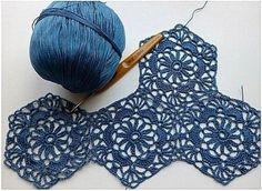 ergahandmade: Crochet Motifs + Diagram