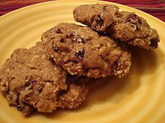 Cranberry Crunch Cookies...possibly my favorite cookie ever! so good...