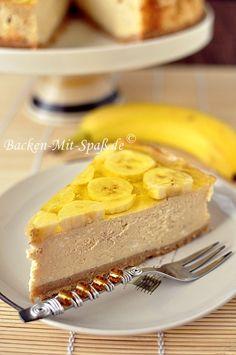 Bananen- Käsekuchen