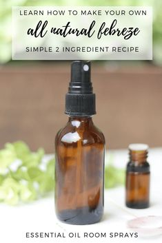 Learn how to make this simple all-natural Febreze, using essential oils! This spray is refreshing, toxic-free, and has many health benefits for you. Essential Oils Room Spray, Homemade Essential Oils, Citrus Essential Oil, Essential Oils Cleaning, Citrus Oil, Essential Oil Blends, Febreze Spray, Natural Cleaning Products, Diy Products