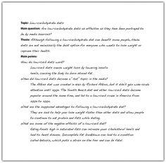 poem essay plan genres