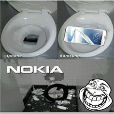 NoKia.. First & Forever... ^-^