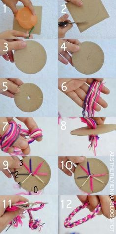 Easy Friendship bracelet diy #friendshipbracelets #diy #bracelets #macrame
