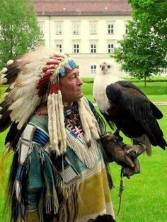 Native American, the real inhabitants of America. So who are the immigrants?