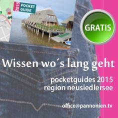 Pannonien Ferienmagazin • Urlaub vom Neusiedlersee bis zum Balaton Knowledge, Vacation