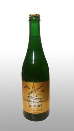 Cerveza Artesana N'Elisenda de Cervesa Popaire.  Una cerveza rubia American India Pale Ale. Una cerveza de potentes aromas florales.  Graduación: 5.6% Lúpulo Nelson Sauvin  Una cerveza artesana de Blanes, Girona, Cataluña