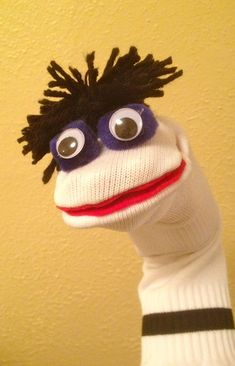 sock puppets #Sockpuppets