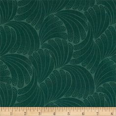 """Downton Abbey Lady Sybil Leaf Tonal Teal from @fabricdotcom  Licensed by Carnival Film & Television Ltd. to Andover Fabrics, this cotton print fabric is inspired by the TV series, """"Downton Abbey."""" It is perfect for quilting, apparel, crafts, and home decor items."""