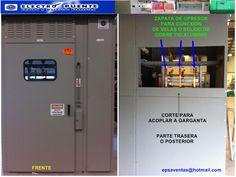 SUBESTACION COMPACTA  MARCA ELECTRO PUENTE  CLASE 15 KV NEMA 1  SALIDA POSTERIOR