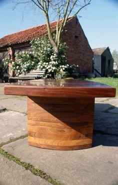 Adams Table By Lee Sinclair Furniture Www.leesinclair.co.uk Coffee Table  Detail