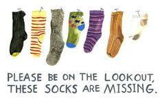 lost sock memorial day uk