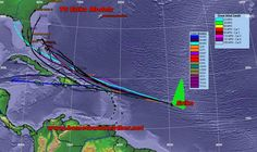 ***Tropical Storm Erika Could Pose A Significant Threat For Florida Or Another SE Coast Location***** Erika is still a tropical storm but global models and the official track are telling the story. For the first time in many years (and an El Nino year I might add) Florida could be under the gun. The primary