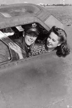 World War II girl, Margie Stewart