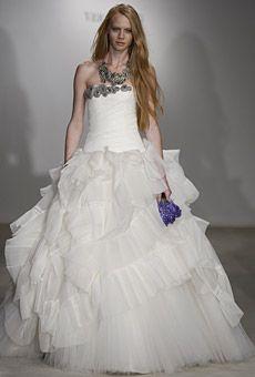 Brides: Vera Wang - Fall 2009