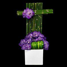 vanda orchid floral arrangements - Google Search