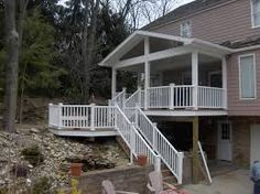 porches with many steps - Google Search