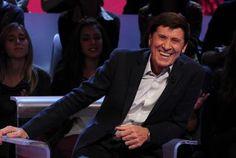 Gianni Morandi annuncia il concerto in RAI
