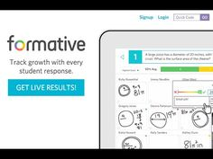Presentation tips for Formative (goformative.com) - YouTube
