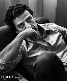 """Actor Oscar Isaac has quickly risen to fame in Hollywood, starring in """"A Most Violent Year"""" and """"Star Wars"""" this year. Read his interview and see pictures of Isaac now. http://dujour.com/culture/oscar-isaac-most-violent-year-star-wars-interview-pictures/?utm_campaign=dujour&utm_source=twitter.com&utm_medium=social"""
