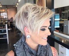 Short Sassy Hairstyles Impressive 11 Amazing Short Pixie Haircuts That Will Look Great On Everyone