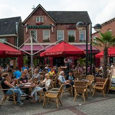 Cafe de Brasserie, Emmen