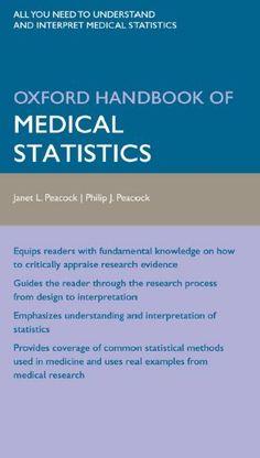 62 best medical ebook images on pinterest medical students oxford handbook of medical statistics pdf fandeluxe Image collections