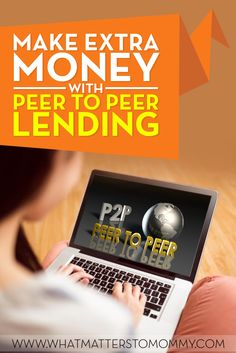 Be the bank!  Learn how to loan other people money and collect interest  #peer to peer lending
