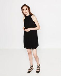 Image 1 of PLUMETIS DRESS from Zara