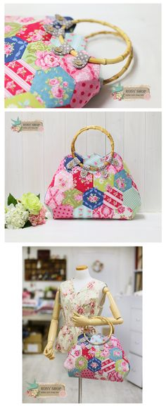 Bamboo steering wheel Bag made of Tilda fabric.  http://www.rosyquilt.co.kr/shop/shopbrand.html?xcode=002&type=X