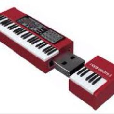 USB keyboard sweet!!! Wouldn't it be cool if it you had your brand logo?